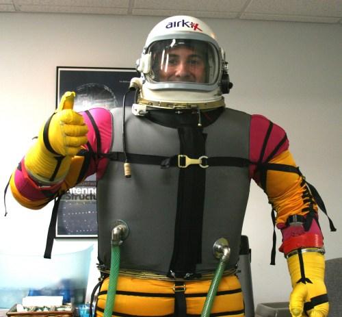 Steve Truglia Spacesuit Test 964 500
