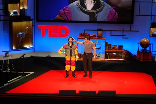 Steve Truglia TED Talk 2009 b